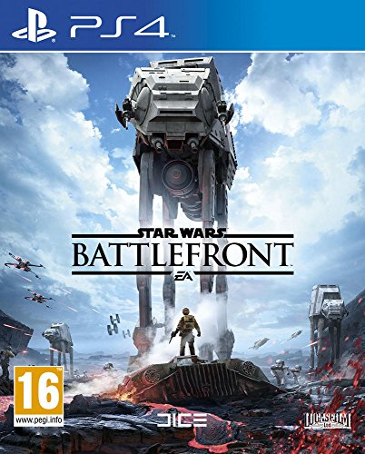 Electronic Arts Star Wars Battlefront PS4 Basic PlayStation 4 DUT videogioco