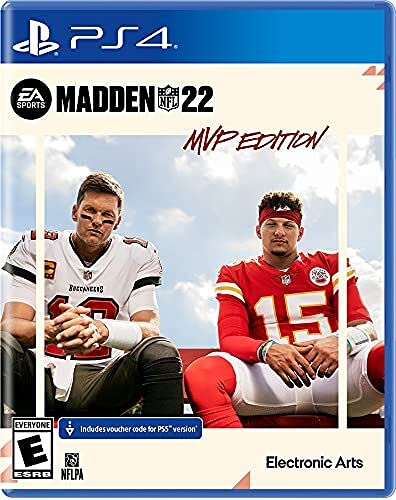 Madden NFL 22 MVP Edition for PlayStation 4 [USA]