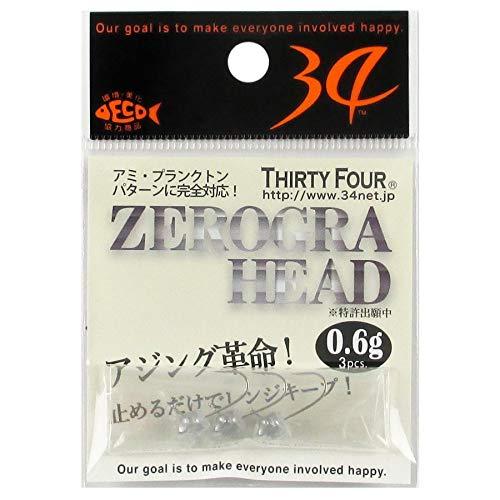34 ゼログラヘッド 0.6g