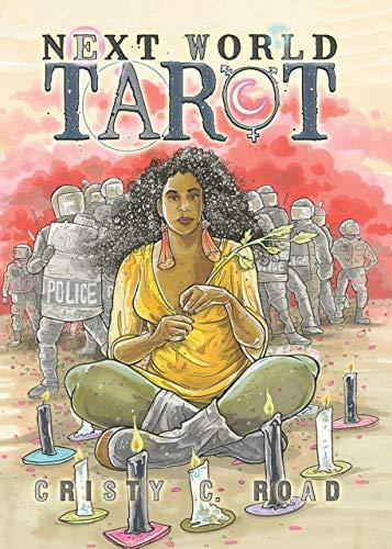 NEXT WORLD TAROT ART COLLECTION HC: Hardcover Art Collection