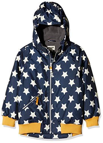 Racoon Jungen Lou Star Jacket Jacke, Blau (Dress Blue DRE), (Herstellergröße:98)
