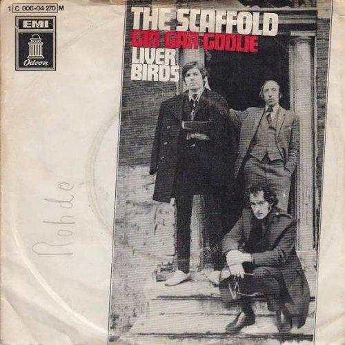 Scaffold - Gin Gan Goolie / Liver Birds - Odeon - 1C 006-04 270 M