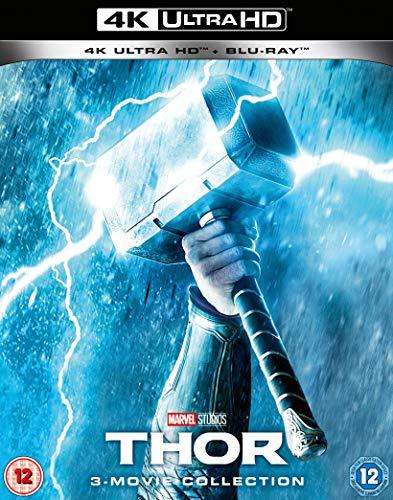 Thor Trilogy (2 Blu-Ray) [Edizione: Regno Unito]