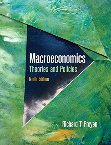 Macroeconomics: Theories and Policies