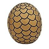 Factory Entertainment Game of Thrones Dragon Egg Gold Plush
