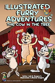 Illustrated furry adventures: the cow in the tree