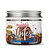 Cereales proteicos Protein Bites American 100g | Sin gluten sin azúcar añadido | Con cobertura de chocolate sin azúcar y sin maltitol | Úsalo como snack o topping proteico