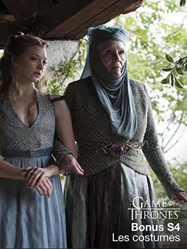 Bonus- Les costumes - Game of Thrones S4