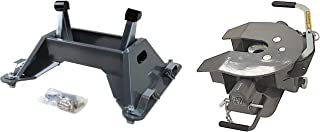 RVK3710 OEM Companion Fifth Wheel Hitch - B&W Hitch for GM Puck System 2020 - Current