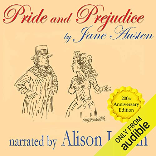 Pride and Prejudice - the 200th Anniversary Audio Edition Titelbild