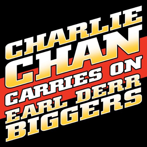 Charlie Chan Carries On audiobook cover art