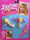 Barbie Accesorios para el cabello de cambio de color - TAMAÑO NIÑO (1989 Arco Toys, Mattel)