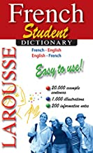 Larousse Student Dictionary French-English/English-French (French and English Edition)
