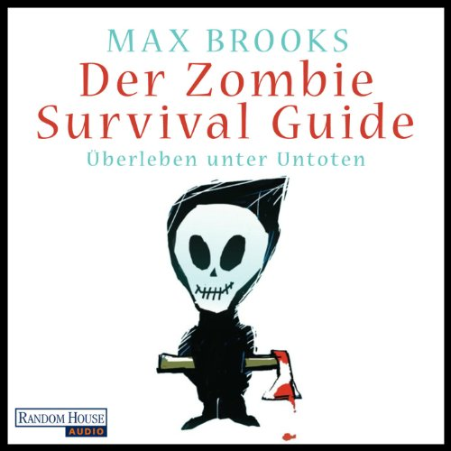 Der Zombie Survival Guide cover art
