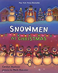 Snowmen at Christmas Children's Book