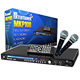 Mr Entertainer MKP100 CDG DVD MP3G Karaoke Machine Player. HDMI/Record/Rip/USB. giocatore di karaoke