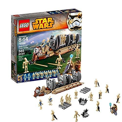 LEGO Star Wars Battle Droid Troop Carrier 565pieza(s) Juego de construcción - Juegos de construcción (8 año(s), 565 Pieza(s), 14 año(s))