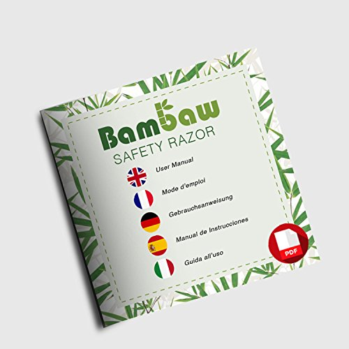 Bambaw Rasierhobel - 7