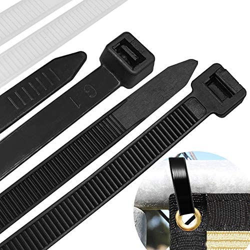 Cable zip ties Heavy Duty 26 Inch Large Durable Adjustable Nylon wire ties Tensile Strength product image