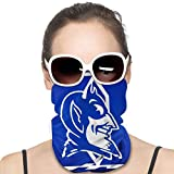 DKX Unisex Face Mask Duke Blue Devils funny Windproof Face mask UV and sun protection Variety Head Scarf Balaclava