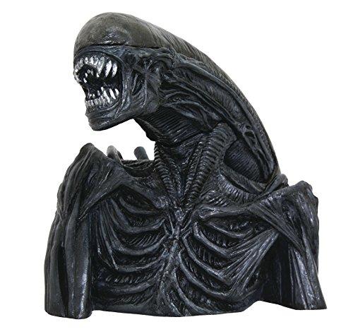 Aliens Covenant Xenomorph Bust Bank