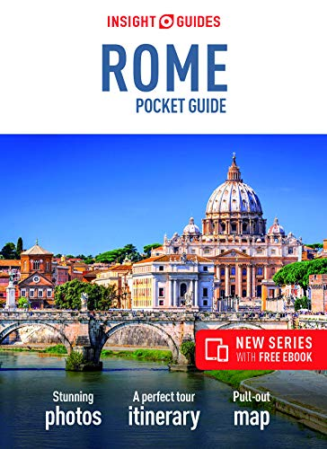 Insight Guides Pocket Rome (Travel Guide with Free eBook) (Insight Pocket Guides)
