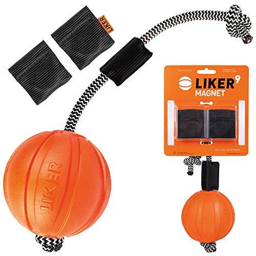 Liker 6290 Magnet Ball mit Seil (9 cm)