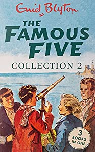 The Famous Five Collection: Books 4-6 (Famous Five Gift Books and Collections) [Paperback] [Jan 01, 2012] Enid Blyton