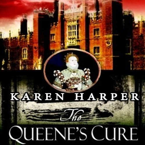 The Queen's Cure audiobook cover art
