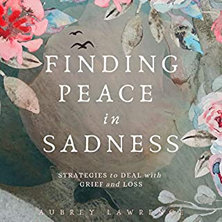 Finding Peace in Sadness cover art