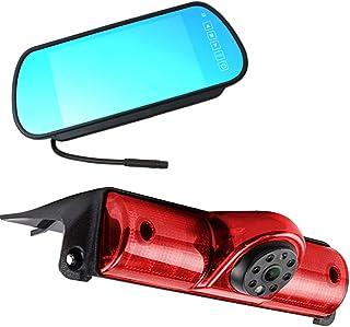 $145 » KOHIENWO Compatible with Brake Light Backup Camera GMC Savana 2005-2018/Explorer Vans/Chevy Express (with Monitor)