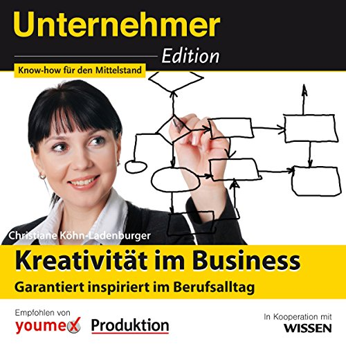 Kreativität im Business audiobook cover art