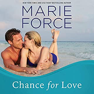 Chance for Love     Gansett Island Series, Book 10.5              Written by:                                                                                                                                 Marie Force                               Narrated by:                                                                                                                                 Holly Fielding                      Length: 2 hrs and 24 mins     1 rating     Overall 5.0