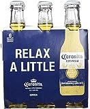 Coronita Cerveza 21Cl 4.6º - 2 Paquetes de 6 x 210 ml - Total: 1260 ml