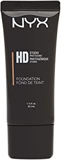 NYX Cosmetics High Definition Studio Photogenic Foundation HDF101 - Nude