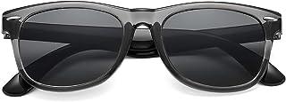 نظارات شمسية مستقطبة للأطفال TPEE المطاط المرن للبنات والأولاد سن 3-10