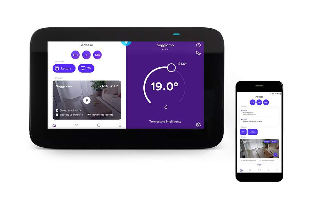 Termostato inteligente con Alexa Built-In - Kit de calefacción ...