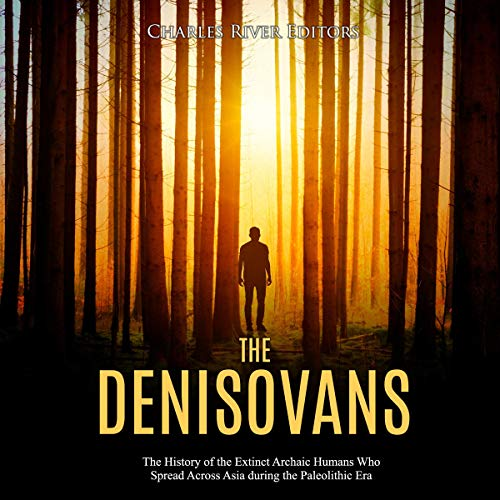 The Denisovans  By  cover art