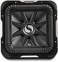 Best kicker solo baric l7 15 Reviews
