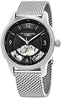 ساعة ستاهرلنغ اورجينال دريس للرجال من الفولاذ المقاوم للصدأ - 977M.02