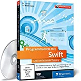 [page_title]-Programmieren mit Swift, DVD-ROMDas umfassende Training. Der perfekte Einstieg in die Programmierung für iOS und OS X - Inkl. Apps für die neue Apple Watch! Für Windows, Macintosh, UNIX / LINUX. 480 Min.
