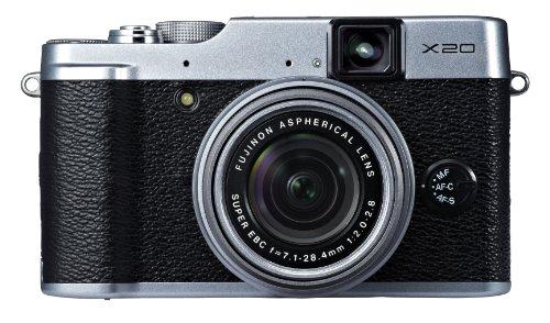 Fujifilm X20 12 MP Digital Camera with 2.8-Inch...