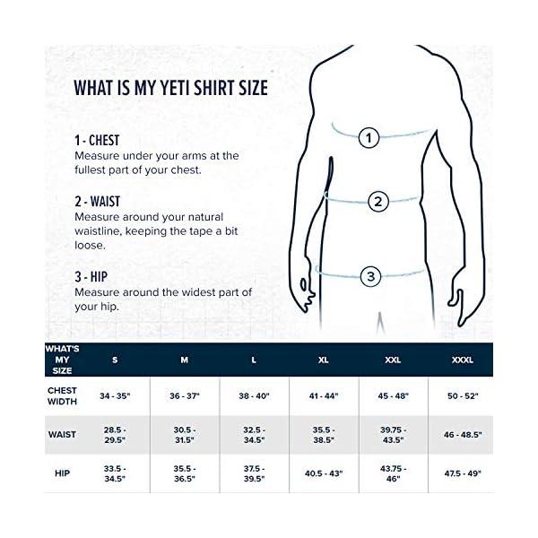 YETI Logo Badge Short Sleeve T-Shirt