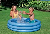 Bavaria Home Style Collection Planschbecken Pool Planschbecken Kinderpool Babypool Baby Pool Kinderplanschbecken - Blue - Blau (114 cm)