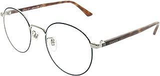 GG0297OK Eyeglasses 004 Blue/Havana 52 mm