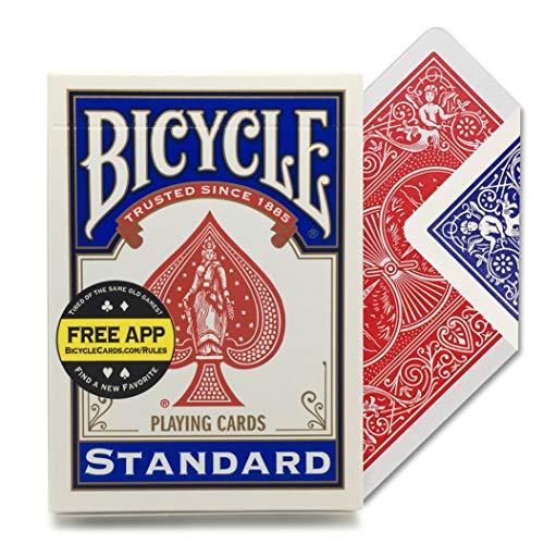 BICYCLE ( バイスクル ) トリック トランプ 青赤 ダブルバック [並行輸入品][E618]