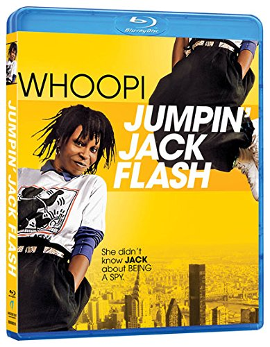 Jumpin' Jack Flash [Blu-ray]