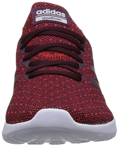adidas Lite Racer BYD, Zapatillas de Running Hombre, Rojo (Escarl/Granat/Ftwbla 0), 39 1/3 EU