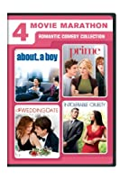4-Movie Marathon: Romantic Comedy Collection [DVD]