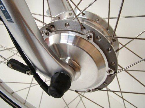 xgerman Pedelec 250W/EEC-36V Plug-It para herramientas con tracción trasera (Lichtbild-Galerie Configuración de batería: Tamaño de la rueda y formas), color , tamaño 26 Zoll Rad